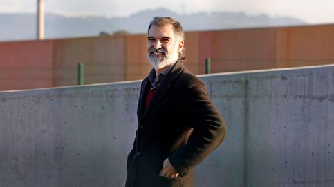 Jordi Cuixart, el único preso del 1-O que salió de la cárcel para trabajar este lunes