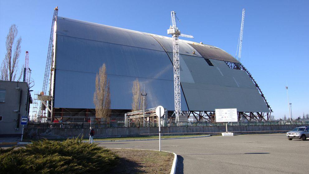 'El Arca', el último secreto de Chernóbil para salvarnos durante el próximo siglo