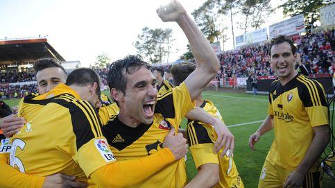 Osasuna también gana en Girona y regresa a Primera dos años después
