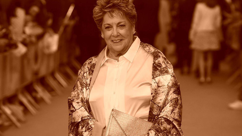 La periodista Paloma Gómez Borrero en una imagen de archivo. (Gtres)