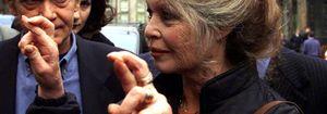 Brigitte Bardot saca las uñas por Gérard Depardieu