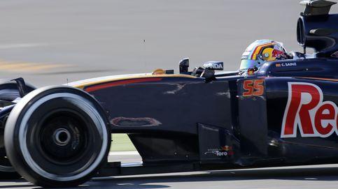 Sainz y el palizón de 166 vueltas: Llegas a pilotar en modo robot a 300km/h