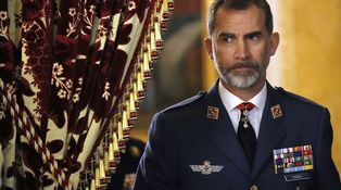 La mudanza (de oficina) de Felipe VI al centro de Madrid