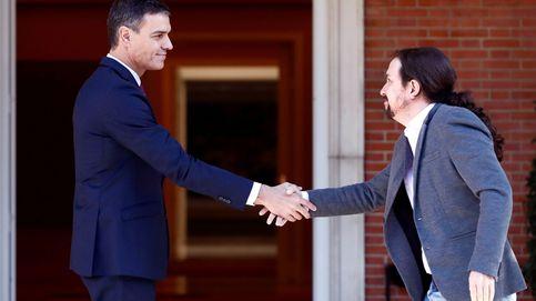 Sánchez e Iglesias llegan a un preacuerdo para un Gobierno de coalición