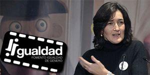 Sinde se despide imitando a Aído: premia a las películas que alienten la igualdad de género