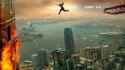 'El rascacielos': apague su cerebro antes de ver esta película