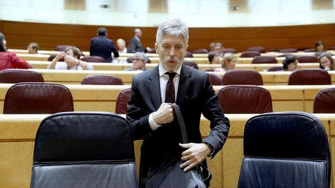 Marlaska redobla sus choques con Podemos y los morados lo sitúan en el unilateralismo