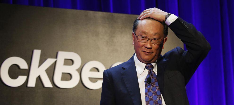 Foto: La 'desmentida' compra por parte de Samsung barre las acciones de BlackBerry