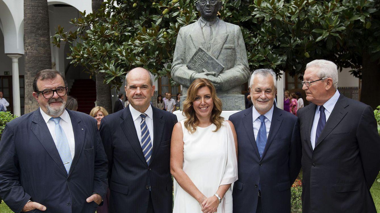 Breve historia de puñaladas del PSOE andaluz
