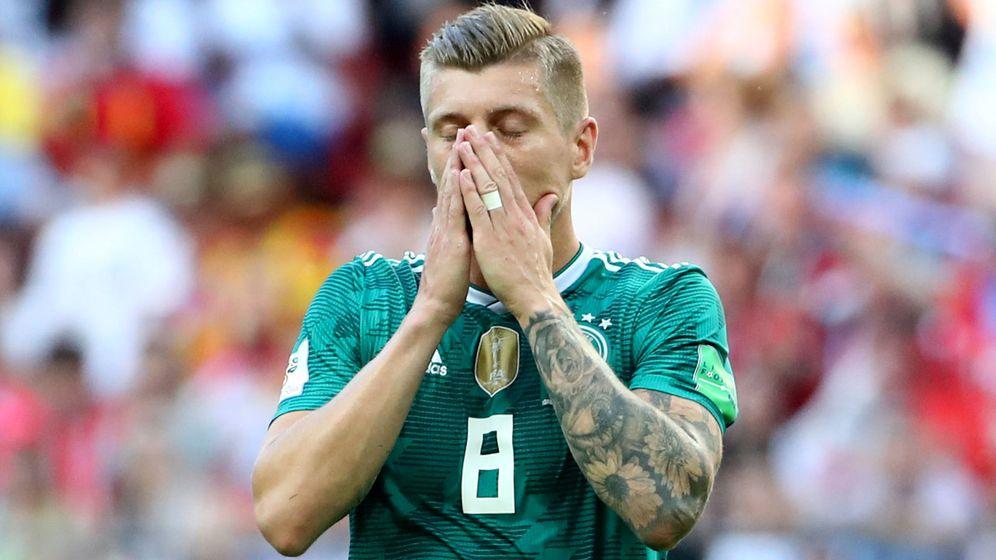 Foto: La sorprendente eliminación de Alemania en la fase de grupos liberó a Toni Kroos. (Reuters)