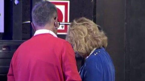 Mila abandona 'Sálvame' llorando por su bronca con Terelu