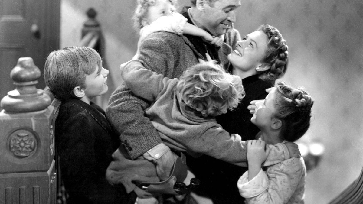 Navidad Qué Bello Es Vivir La Crisis Personal De James Stewart Durante El Rodaje De La Mejor Película Navideña