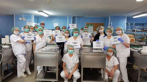 El hospital La Paz elige los menús 'en frío': 718.00 recalentados para los pacientes