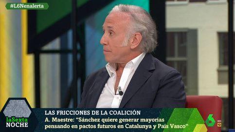 Eduardo Inda estalla contra Iñaki López: En este programa se censura