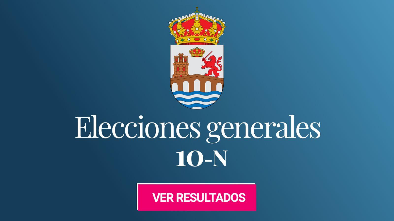 Foto: Elecciones generales 2019 en la provincia de Ourense. (C.C./HansenBCN)