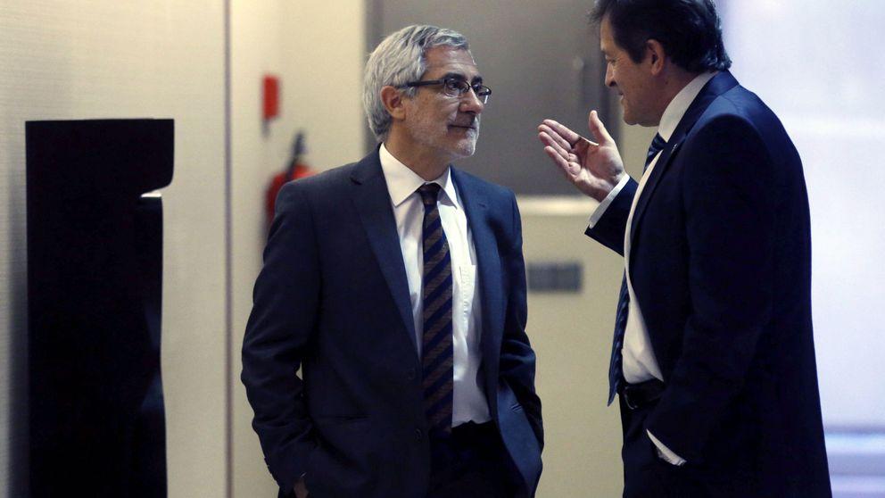 Fernández: si hay elecciones, el PSOE acudiría a ellas como chivo expiatorio