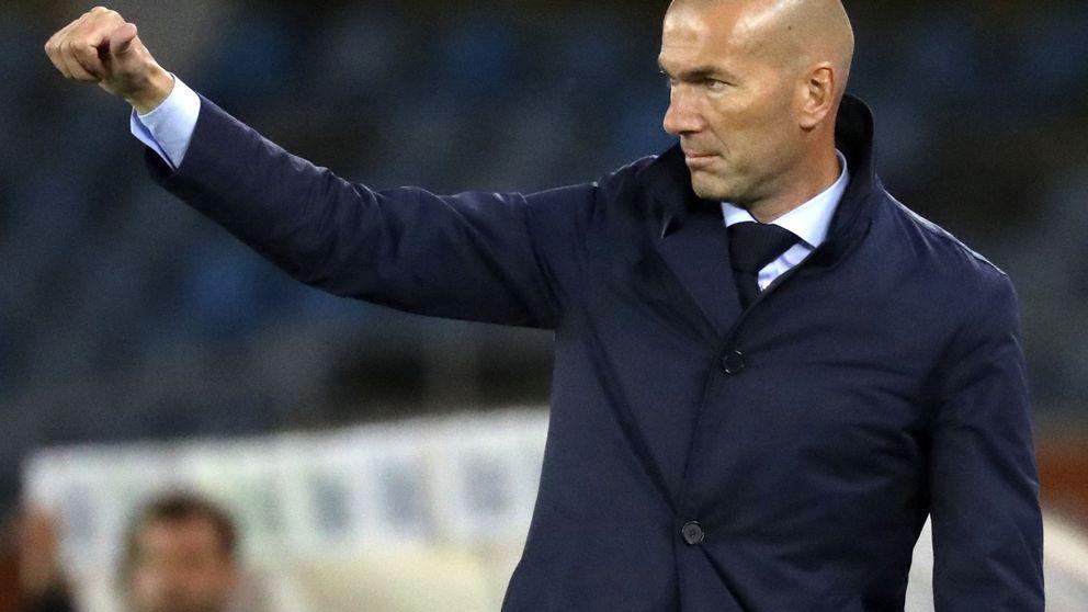 El PSG tira la caña (sin éxito) a Zinedine Zidane