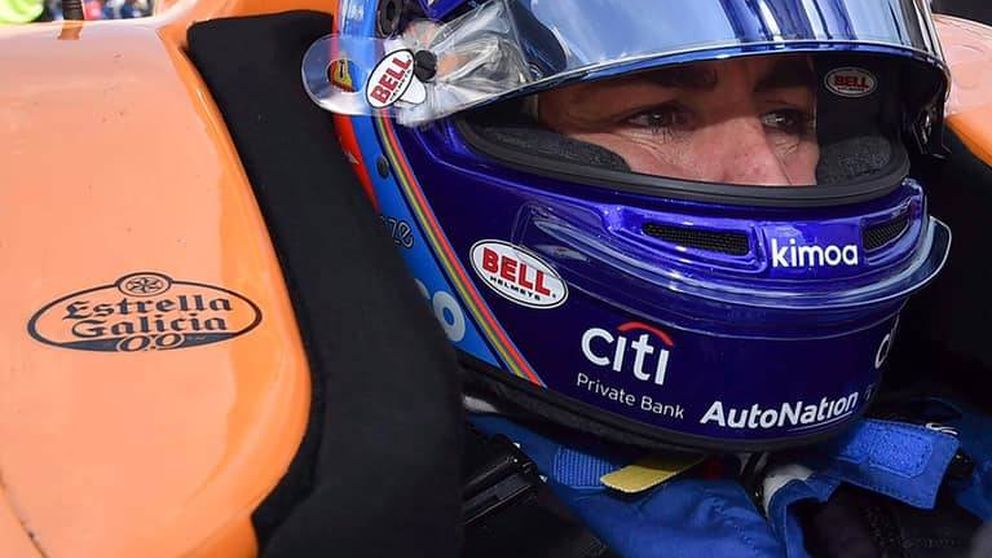 La 'hipoteca' de Fernando Alonso en las 500 Millas de Indianápolis
