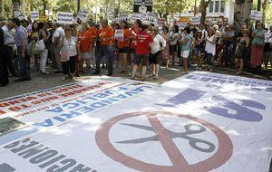 Sindicatos sanitarios recurrirán por vía judicial la externalización en Madrid