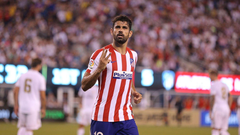 Diego Costa o cómo 1 millón de euros lo ha espabilado en el Atlético de Madrid