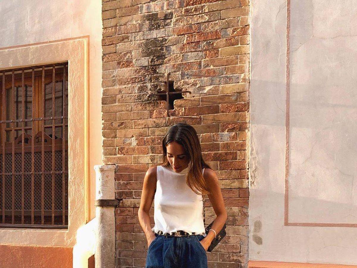 Foto: La diseñadora Rocío Osorno tiene claro cuáles son los pantalones de la temporada. (Instagram @Roci0sorno)