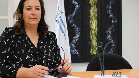 La nueva presidenta de la AVT, Maite Araluce: No vamos a ceder un ápice