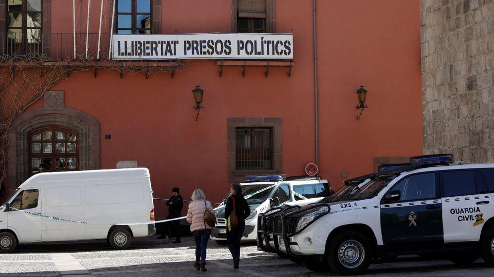 Foto: Guardia civil investiga fraude en subvenciones en ayuntamiento de la seu