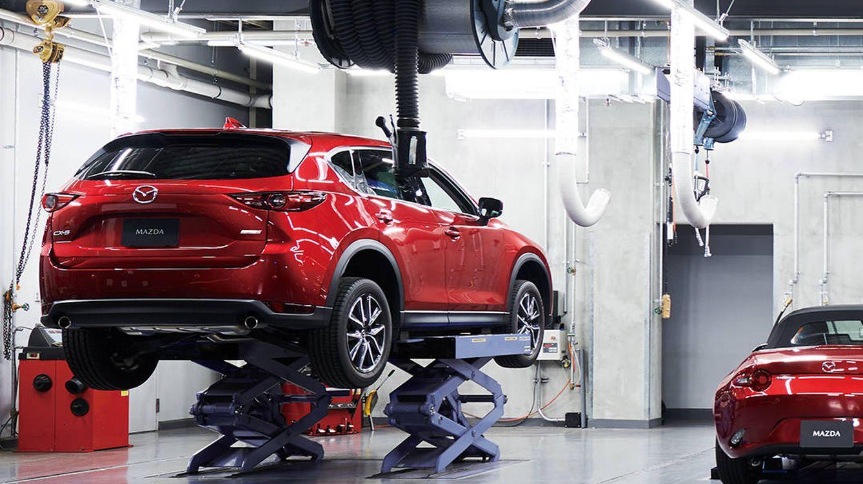 El gesto de Mazda con los sanitarios: higieniza y desinfecta gratis sus coches