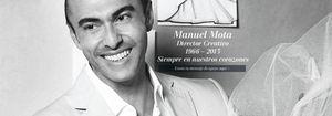 El novio de Manuel Mota se 'posiciona' del lado de Pronovias