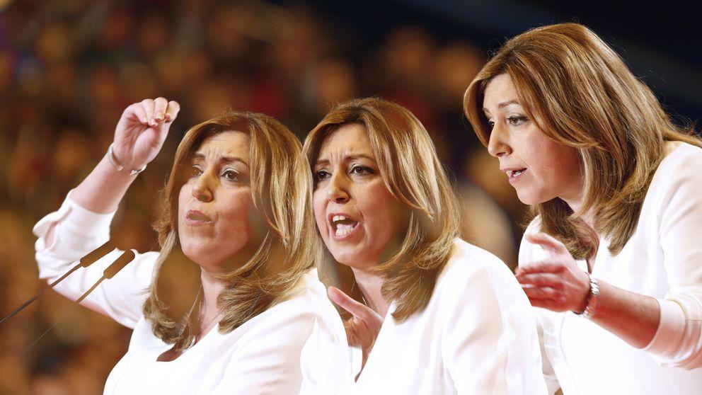 Susana Díaz traspasa a Ferraz la decisión de publicar las cuentas de la campaña