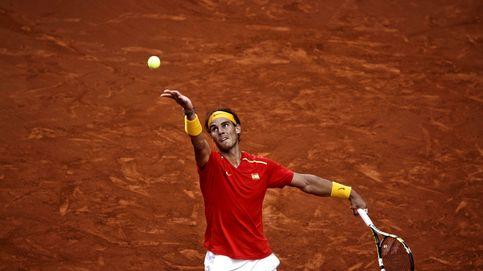 Nadal vuelve al equipo español de Davis para la eliminatoria frente a Dinamarca