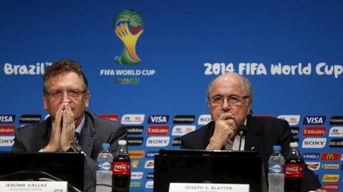 Jérôme Valcke es fulminado por la FIFA y deja de ser su secretario general