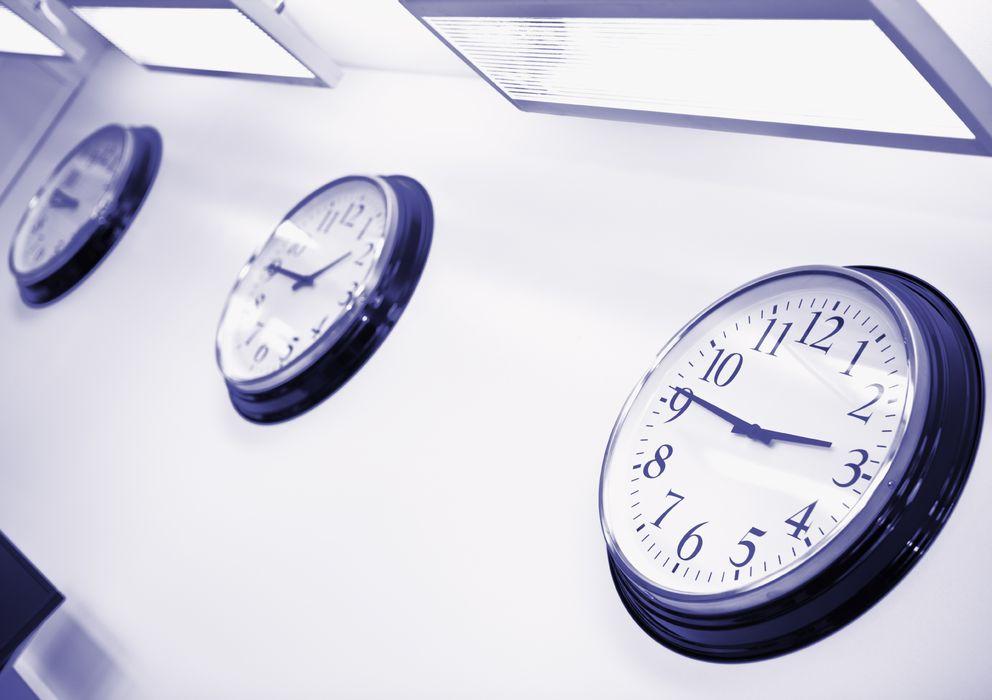 Relojes: Por qué en España comemos a las tres y no a la una