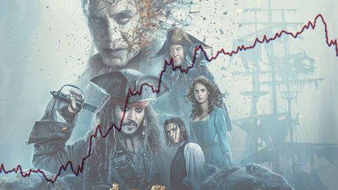'Piratas del Caribe' y 'Cars 3', los tesoros de Disney para la remontada en bolsa