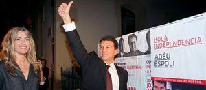 Laporta tiene casi ultimada una coalición con ERC en Barcelona para las municipales