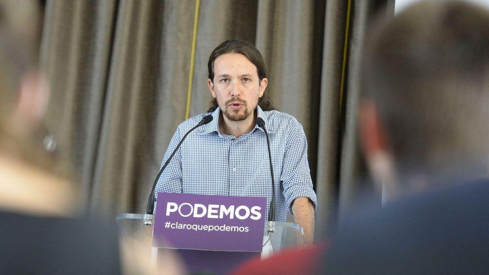 Pablo Iglesias presenta sin Monedero el programa de Podemos de las elecciones