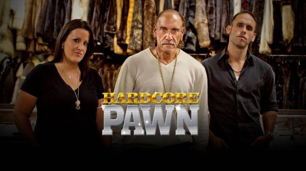 Foto: Ashley, Lester Les Gold y Seth, protagonistas de 'Empeños a lo bestia'.