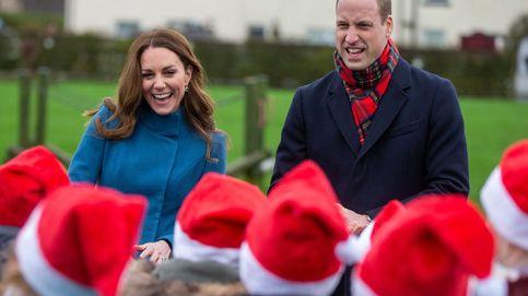 Juegos, regalos absurdos y una báscula: lo que se perderán Guillermo y Kate estas Navidades