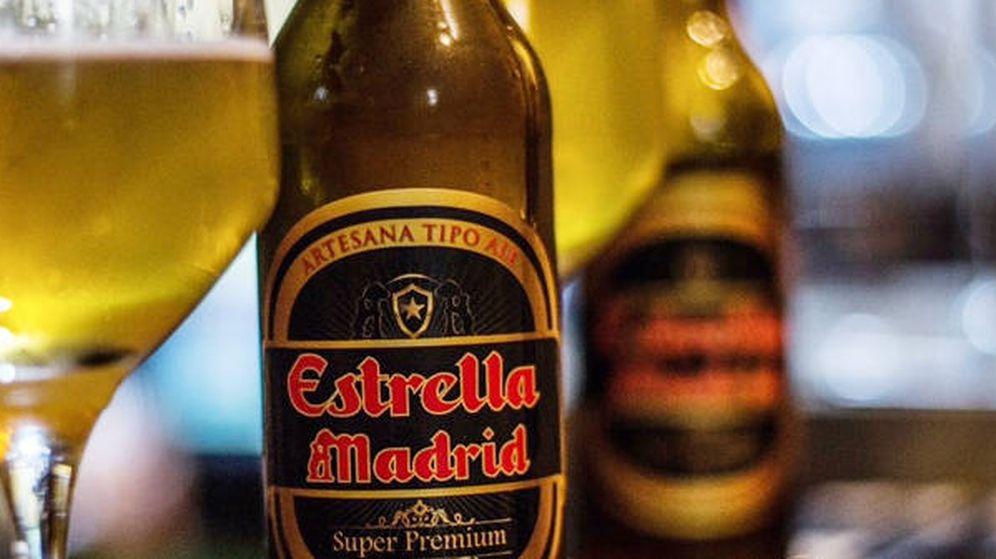 Foto: La marca 'Estrella Madrid' está condenada a desaparecer.