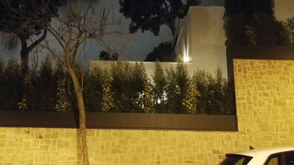 El palacete de Pedralbes de Urdangarin y la infanta Cristina vuelve a la vida