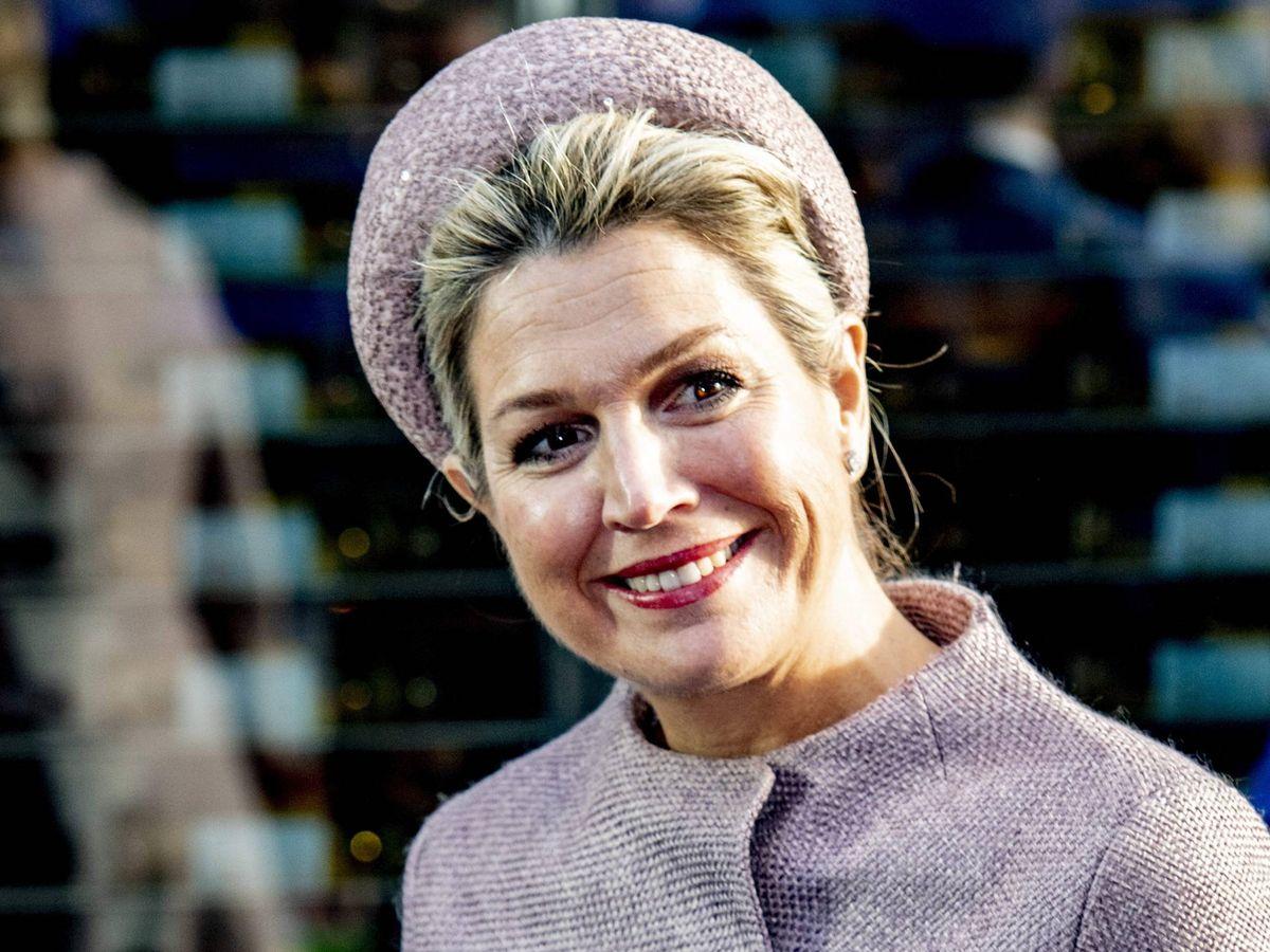 Foto: La reina Máxima de Holanda, en una imagen de archivo. (CP)