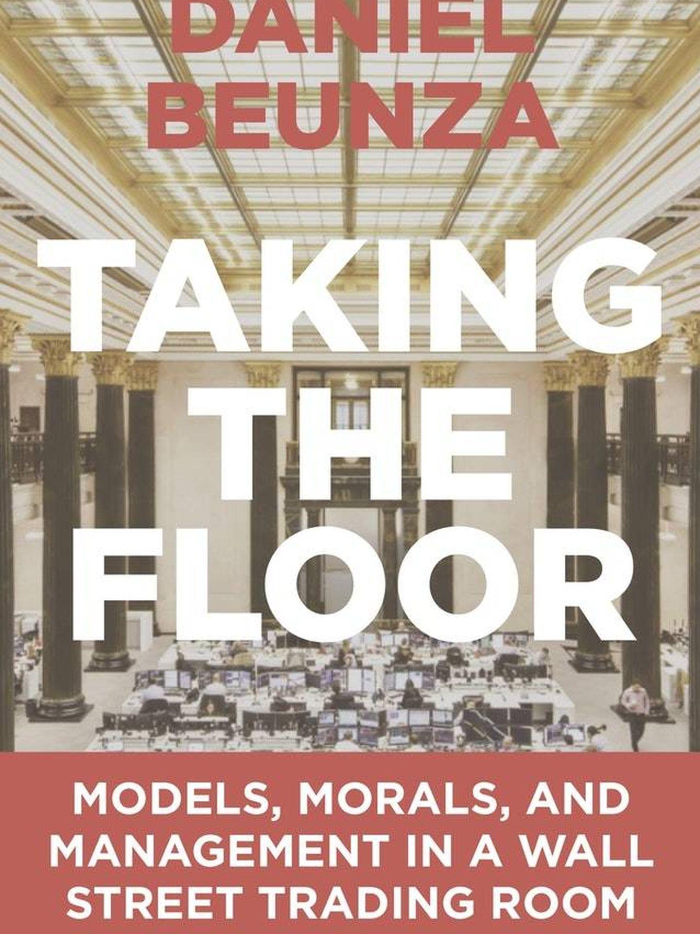 Portada del último libro de Daniel Beunza