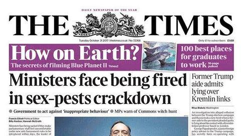 La 'huida' de Carles, de 'The Times' a 'Le Monde' pasando por 'The Guardian'