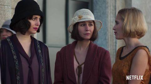 Tráiler completo de la serie 'Las chicas del cable' (Netflix)