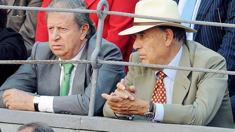 Fernando y Carlos Falcó. (Getty)