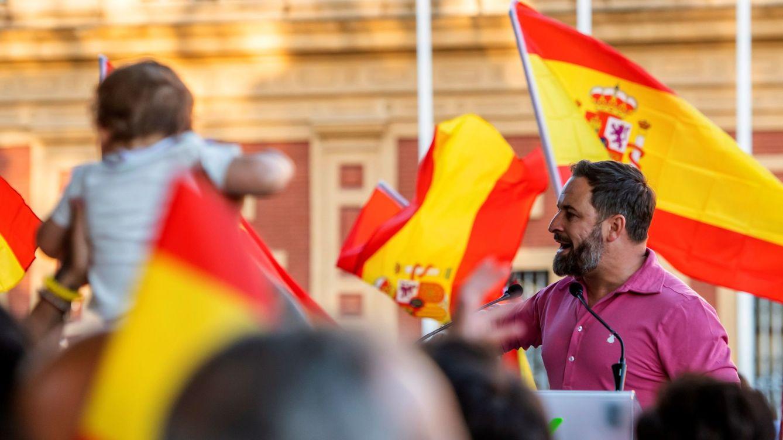 Vox prepara para octubre su propio 'España 2050' frente al de Sánchez