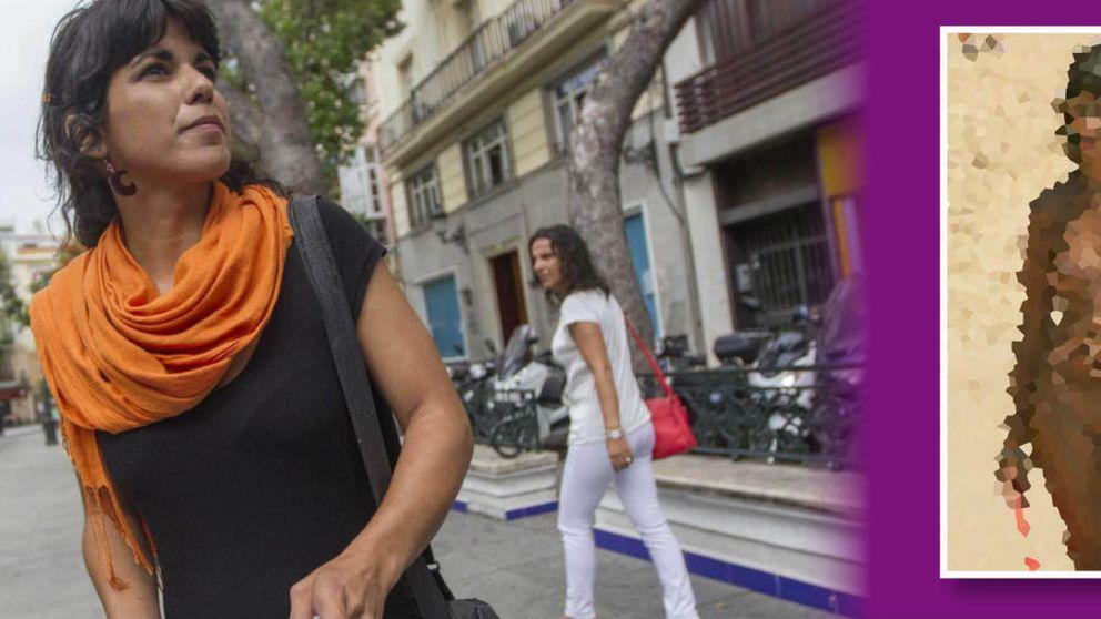 TVE pide perdón por difundir el falso desnudo de Teresa Rodríguez