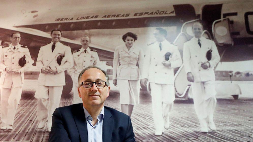 Foto: Luis Gallego, nuevo CEO de IAG (Efe)