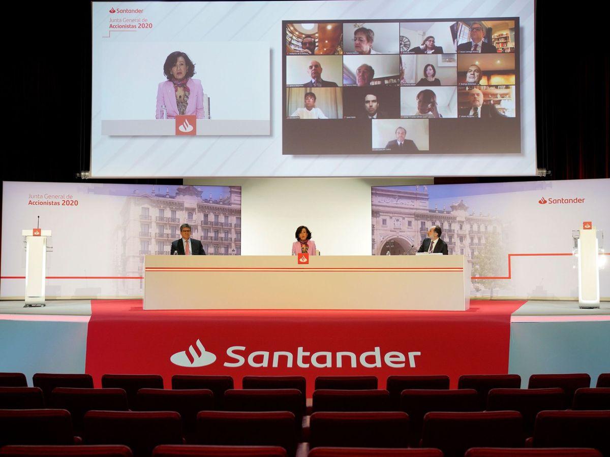 Foto: Banco Santander.