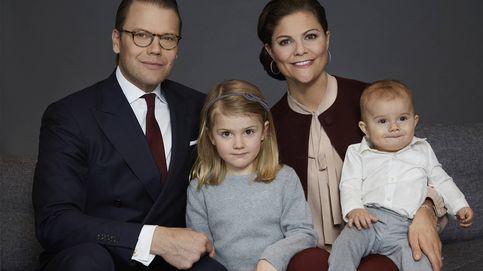 Los secretos de la foto de Victoria y su familia que ha enamorado a los suecos